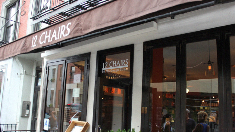 12 Chairs NYC