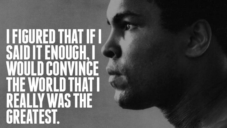 Muhammad Ali's Wisdom