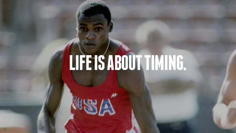 Carl Lewis Quotes