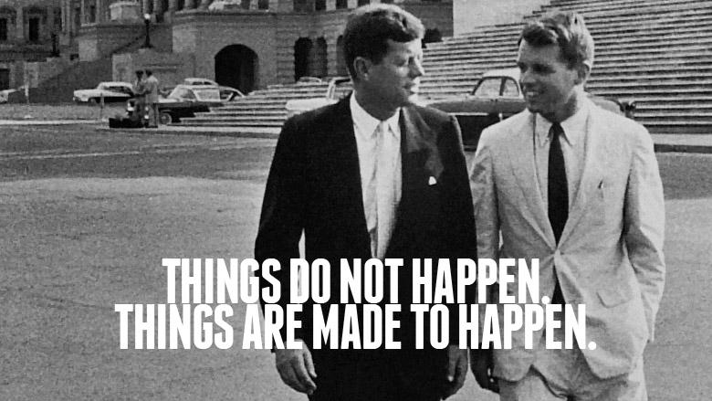 John F. Kennedy's Wisdom