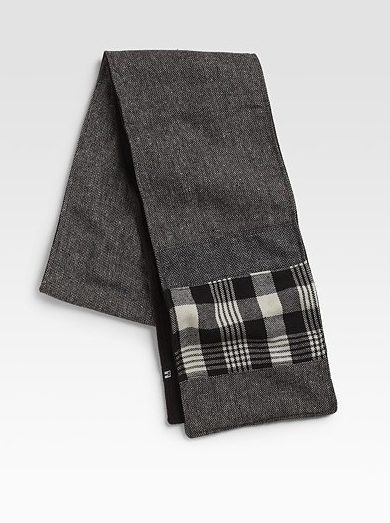 Block Headwear Tweed Scarf