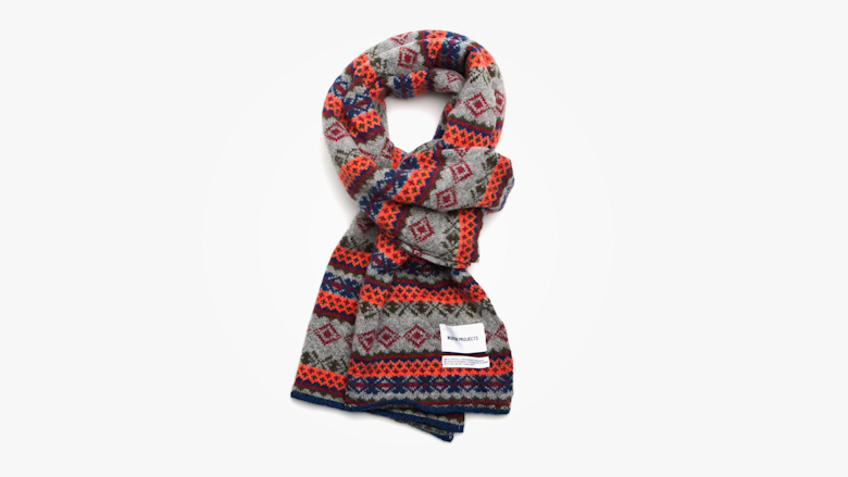 Norse Project Ivar Multicolor Scarf