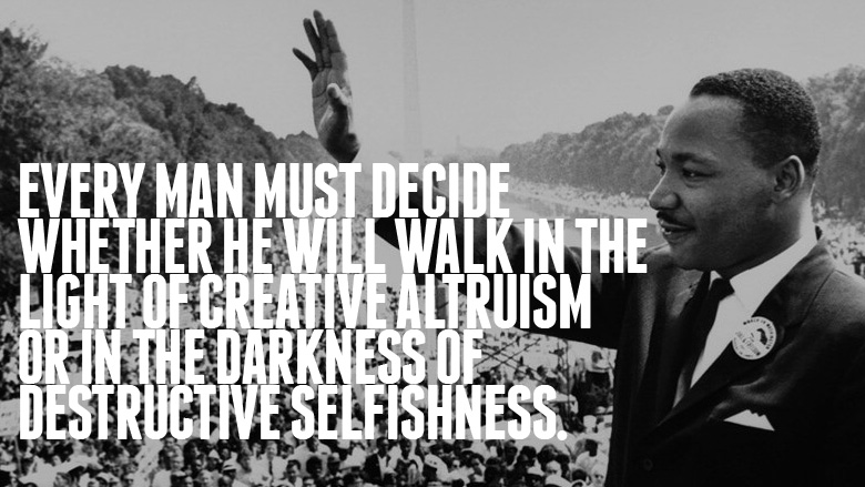 Dr. Martin Luther King, Jr. Quotes
