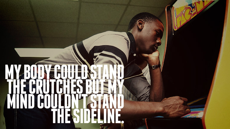 Michael Jordan's Wisdom