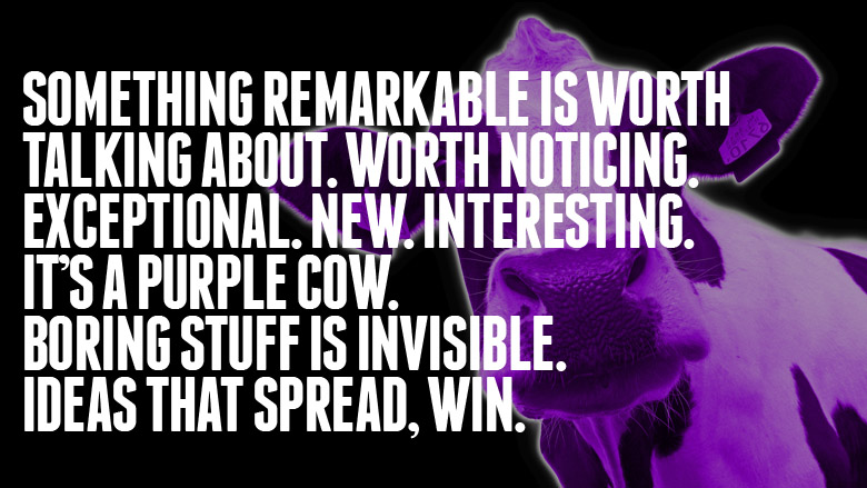 Seth Godin's Wisdom