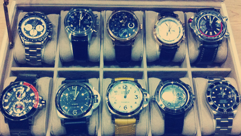 List of Watches